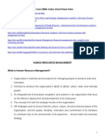 30386365 Human Resource Management Notes