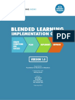 B-Learning Implementation Guide