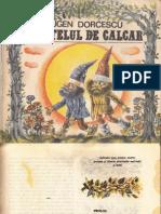 CASTELUL de CALCAR - Eugen Dorcescu (Ilustratii de Done Stan, 1988)