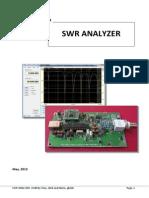 SWR Analyzer User Guide v4.00