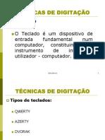 PP TD TECLADO I