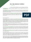 Billiondollar M&a Club Admission Guideline