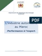 Etude Sur l'Industrie Automobile Au Maroc_3
