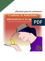Cuaderno de Habilidades Alternativas a La Agresion[1]
