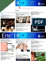 Agenda Cultural Del 29 Ene Al 2 Feb LPA