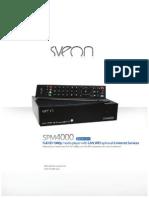 SPM4000 Manual