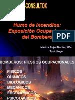 10 Toxicología del humo