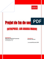 Rapport DF Air Arabia