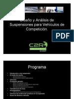 Diseño y Análisis de Suspensiones