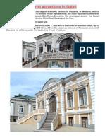 Tourist Attractions in Galati