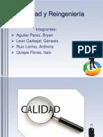 Reingenieria y Calidad Total - Grupo 10