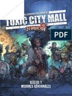 Zombicide Toxic City Mall (Español)