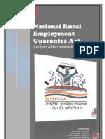 National Rural Employment Guarantee Act