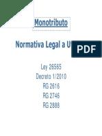 Mono 2012