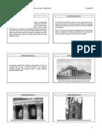 Zidarie de Piatra in Secolul 20