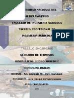 Glosario de Terminos Espinoza