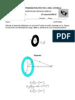 Examen Parcial de Fisica C Segundo Termino 2006