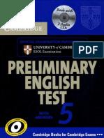 PET 5 Book PDF