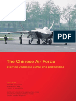 The Chinese Air Force - Evolving Concepts, Roles, Capabilities