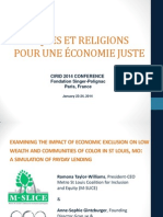 Romona Taylor Williams & Anne-Sophie Gintzburger - Examining the impact of economic exclusion on low wealth and communities of color in St.Louis, MO