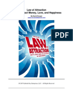 Law Of Attraction by David Hopper