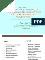 NUTRICIÓN Y TRAST. PSICOLÓGICOS
