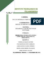 Unidad 1 Desarrollo de Proyectos Doc