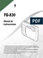TG-830 Inst Manual Sp