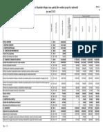 03 Buget Venituri Proprii Si Subventii - Consiliul Judetean