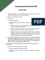 Mecanismos Generales de Desarrollo