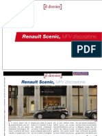 Renault Scenic, MPV d'accesso