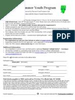 2014 SYTP Registration Flyer