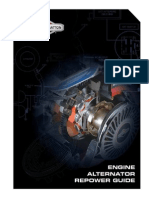 Engine Alternator Repower Giude
