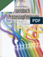Praxisbuch Prozessoptimierung - Inhaltsverzeichnis