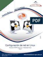 Tema 1 Configuracion de Red Linux