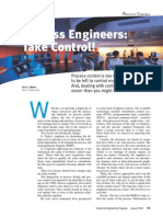 Process Engineers Take Control