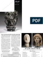 Art of the ancient world - Greek, Etruscan, Roman, Egyptian, & Near Eastern Antiquities