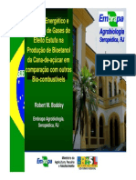 Balanco Energetico Na Producao Do Etanol Da Cana