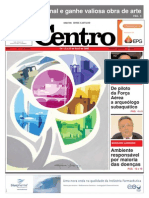 """Jornal """"Centro"""", edição n.º 1"""