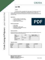 Crodacor_BE_datasheet US OCT 2011
