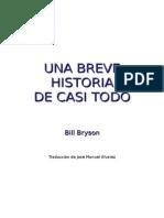 87436114 Una Breve Historia de Casi Todo