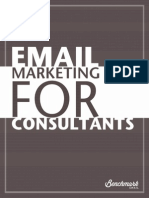 Email Marketing for Consultants