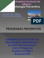 Programas Preventivos Doctora