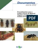 Apostila Embrapa - Entomologia