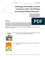 Willis Hadberg MethodologyOfP.willis LearningToLabor 06