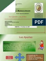 Diapositivas de Fichas Textuales y de Comentario
