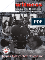 Eyewitness A Filmmaker's Memoir of the Chicano Movement  by Jesus Salvador Trevino