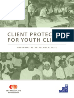 Client Protection For Youth Clients