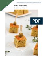 Lauraadamache.ro-tarta Aperitiv Cu Sardine Si Masline Verzi
