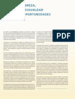 Ipos 2011 Pobreza Desigualdad Oportunidades